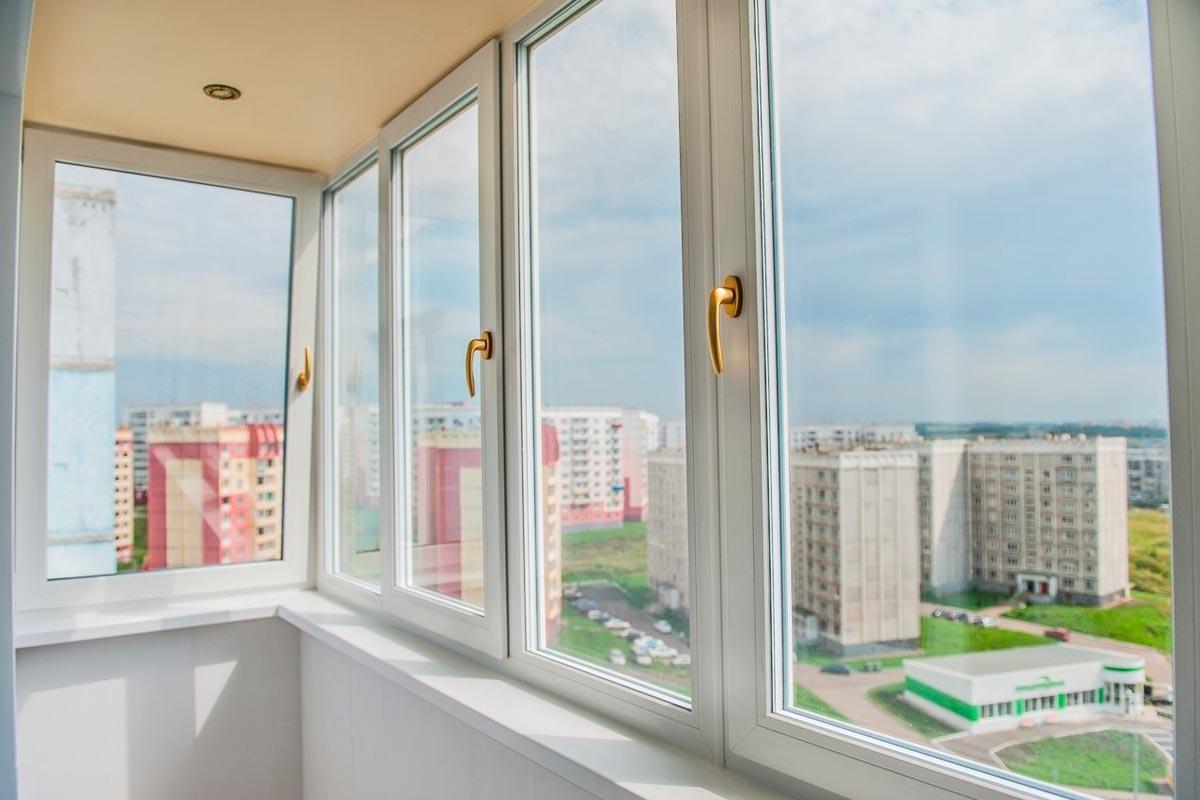 Остекление балконов в оренбурге, выезд замерщика - бесплатно.